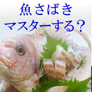 魚さばき 講座のイメージ
